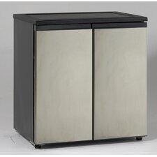 5.5 cu. ft. Compact Refrigerator with Freezer