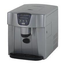 "12"" 25 lb. Portable Ice Maker"