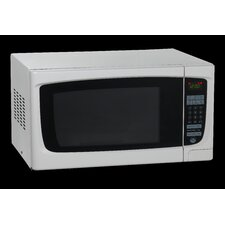 1.4 Cu. Ft. 1000W Countertop Microwave in White