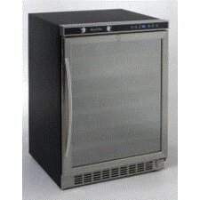 54 Bottle Single Zone Freestanding Wine Refrigerator