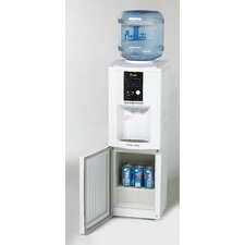 Freestanding Hot and Cold Water Dispenser