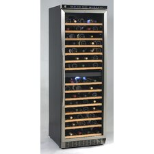 149 Bottles Dual Zone Wine Cooler