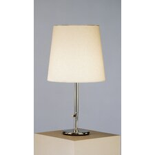 """Buster 35.25"""" H Table Lamp with Empire Shade"""