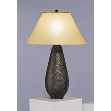 "Beaux Arts 32.75"" H Table lamp with Empire Shade"
