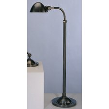 """Alvin Pharmacy 57"""" Arched Floor Lamp"""