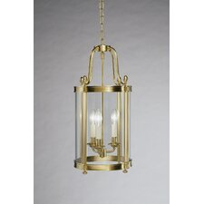 Blake Pendant in Antique Brass