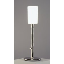 "Nina Torchiere 26.5"" H Table Lamp with Drum Shade"