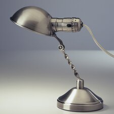 """Cricket 6.5"""" H Table Lamp with Bowl Shade"""