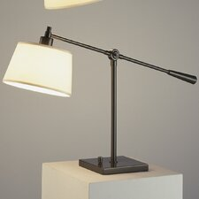 """Real Simple Boom 15.75"""" H Table lamp with Empire Shade"""