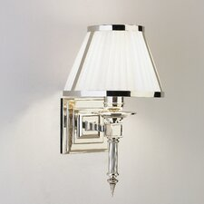 Chase Wall Sconce in Polished Nickel