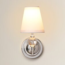 The Muses Calliope 1 Light Wall Sconce