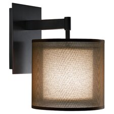 Saturnia 1 Light Wall Sconce