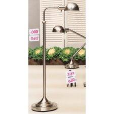 "Kinetic Pharmacy 55.75"" Task Floor Lamp"