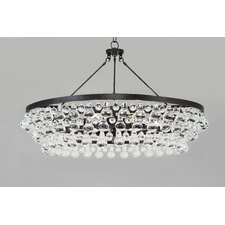 Bling 6 Light Chandelier