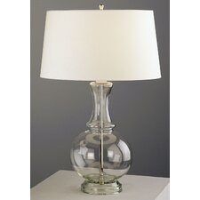 "Harriet 27"" H Table Lamp with Empire Shade"