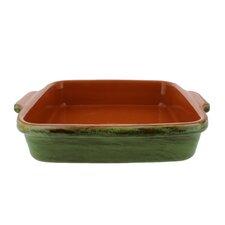 Classic 9-Inch Stoneware Square Baking Dish