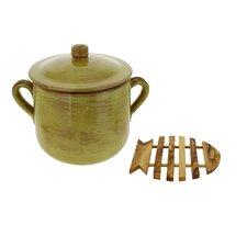 5.5-qt. Stock Pot with Lid