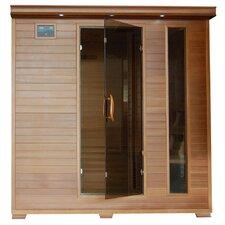 6 Person Carbon FAR Infrared Sauna