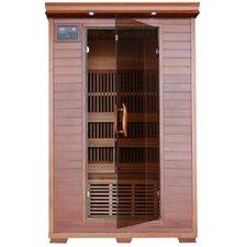2 Person Carbon FAR Infrared Sauna