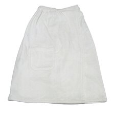 Spa and Bath Women's Terry Cloth Towel Wrap