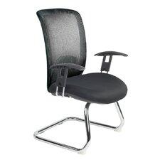 Ergonomic Mesh Guest Chair