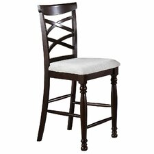 "Hamilton Park 26"" Bar Stool (Set of 2)"