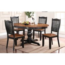 Carson 5 Piece Extendable Dining Set