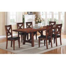 Kingston 7 Piece Extendable Dining Set