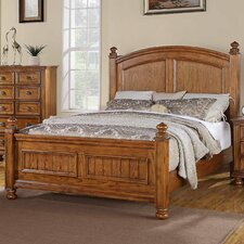 Newport Panel Customizable Bedroom Set