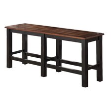 Carson Wood Kitchen Bench