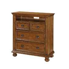 Newport 3 Drawer Media Chest