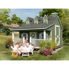 Pennfield 11x10 Playhouse