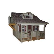 Craftsman 11x10 DIY Kit Playhouse