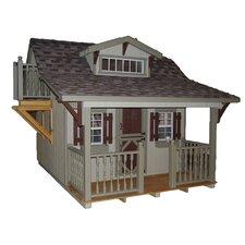 Craftsman 11x12 DIY Kit Playhouse
