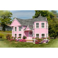 Sara's 8x16 W Victorian Mansion DIY Kit Playhouse