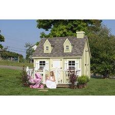 Cape Cod 6x8 DIY Playhouse
