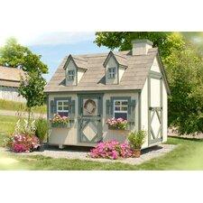 Cape Cod 8x8 DIY Playhouse