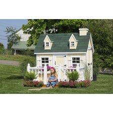 Cape Cod 4x6 W DIY Playhouse