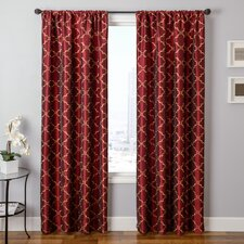 Basso Single Curtain Panel