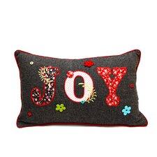Patina Cotton Lumbar Pillow (Set of 2)