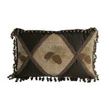 Pine Cones Lumbar Pillow