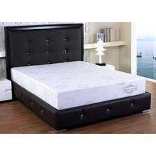 "Herbal Fusion 8"" Memory Foam Mattress"
