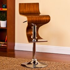 Atlantic Adjustable Height Swivel Bar Stool