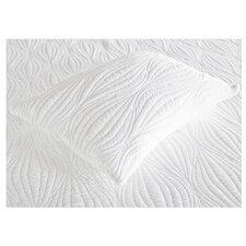 Visco Gel Memory Foam Euro Pillow