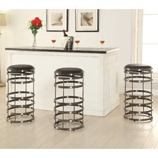 Orion Swivel Bar Stool With Cushion