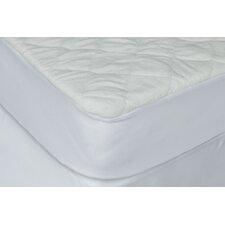 Waterproof Bamboo Rayon Fabric Crib Mattress Protector with Pad Liner
