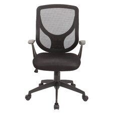 High-Back Mesh Conference Office Chair
