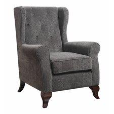 Carolyn Tufted Arm Chair