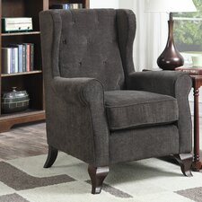 Carolyn Tufted Arm Chair