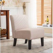Armless Slipper Chair